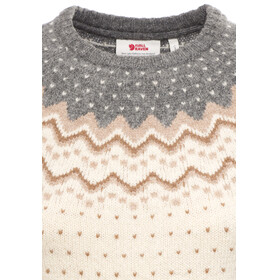Fjällräven Övik Knit Sweater Women Sand